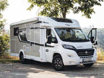 KN-Wohnmobile - Wohnmobil mieten in Dorsten Carado-447
